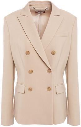 Altuzarra Double-breasted Wool-blend Crepe Blazer