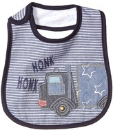 Mud Pie Honk Honk Truck Bib Accessories Travel