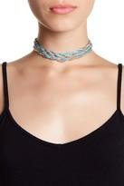 Natasha Accessories Braided Choker