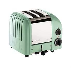 Dualit Newgen 2 Slice Toaster Mint Green