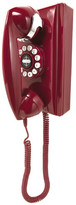Crosley 302 Classic Red Wall Phone