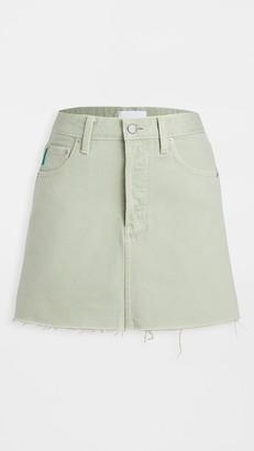Boyish The Corey High Rise Rigid Skirt