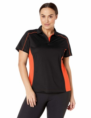 Ashe Xtream Women's Eperformance Fuse Snag Protection Plus Colorblock Polo