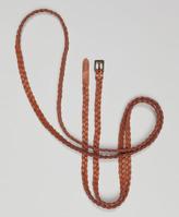 Levi's Braided Skinny Belt