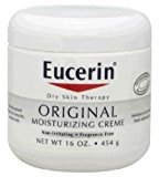 Eucerin Original Healing Rich Creme, 16 Ounce by