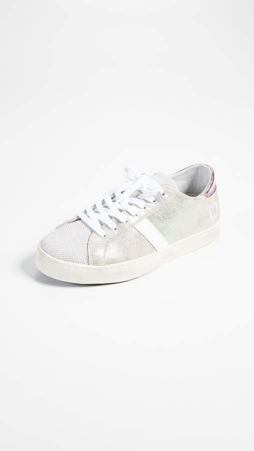 D.A.T.E Hill Stardust Sneakers