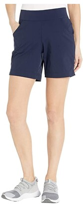 Columbia Anytime Casual Shorts (Black) Women's Shorts