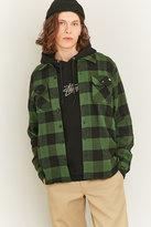 Dickies Sacramento Pine Green Check Shirt