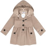 Arshiner Baby Girls Double-Breasted Trench Jacket Coat Dress Windbreaker Outwear