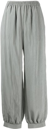 Emporio Armani Pleated Harem Pants