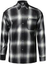 Youstar Short Sleeve Casual Plaid Buttondown Shirt Gray Size 4XL