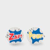 Paul Smith Men's Pow/Zap Cufflinks