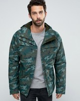 The North Face Torrendo Insulated Jacket In Camo