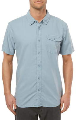 O'Neill Steaddy Short Sleeve Button-Up Shirt