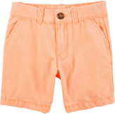 Carter's Chino Shorts Boys