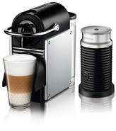 Nespresso Pixie Coffee Machine by De'Longhi with Aeroccino