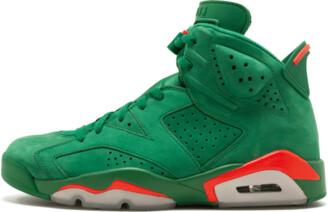 Jordan Air 6 Retro NRG 'Green Suede Gatorade' Shoes - Size 7