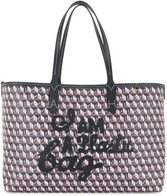 Anya Hindmarch small 'I Am A Plastic Bag' tote bag