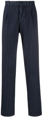 Emporio Armani Linen Trousers