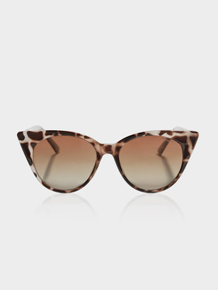 Bondeye Denham Sunglasses in Leopard