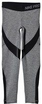 Nike Grey Pro Hyperwarm Training Tights