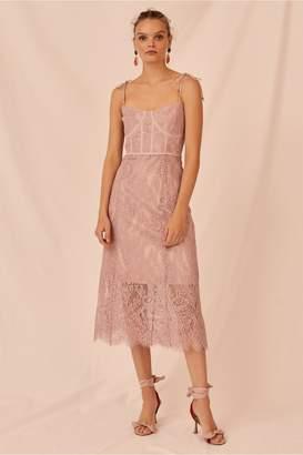 Keepsake SENSE DRESS rose