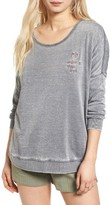 RVCA Women's Have A Nice Day Pullover