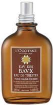 L'Occitane Eau Des Baux Eau De Cologne 100ml