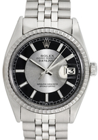 Rolex Vintage Stainless Steel Datejust Watch, 36mm