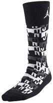 Jordan Air Sneaker Jumpman Socks-Black
