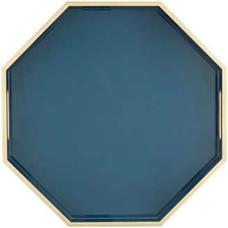 John Lewis & Partners Collector's House Octagon Tray