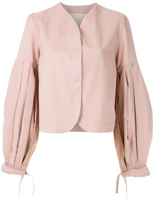 ALUF Savannah long sleeves blouse