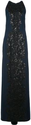 Tadashi Shoji Rizal sleeveless gown