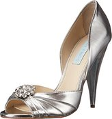 Betsey Johnson Blue by Women's Gia Dress Pump