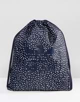 Adidas Originals Drawstring Bag In Graphic Print Bq1505