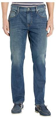 Hudson Byron Five-Pocket Straight Zip Fly in Onside (Onside) Men's Jeans