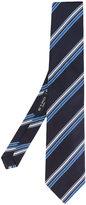 Etro striped tie - men - Silk - One Size