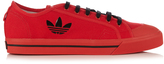 adidas Matrix Spirit low-top canvas trainers