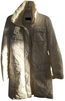 Patrizia Pepe White Coat for Women
