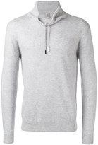 Eleventy cashmere drawstring jumper - men - Cashmere - M