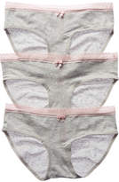 Betsey Johnson Set Of 3 Hipster