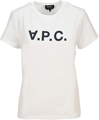 A.P.C. Reverse Logo T-shirt