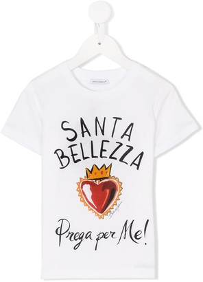 Dolce & Gabbana graphic T-shirt