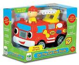The Learning Journey On The Go Fire Truck