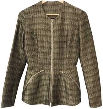Theyskens' Theory \N Gold Tweed Jackets