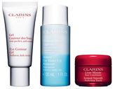 Clarins Three-Piece Eye Essentials Kit