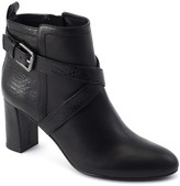 David Tate Leather Boots - Inspire