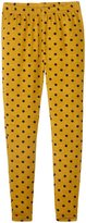 Siaomimi Chartreuse Dot Leggings (Baby) - Chartreuse Dot - 18 Months