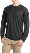 Columbia PFG By the Shore T-Shirt - Omni-Wick®, UPF 50, Long Sleeve (For Men)