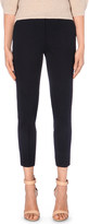 Max Mara Slim-fit cropped jersey trousers